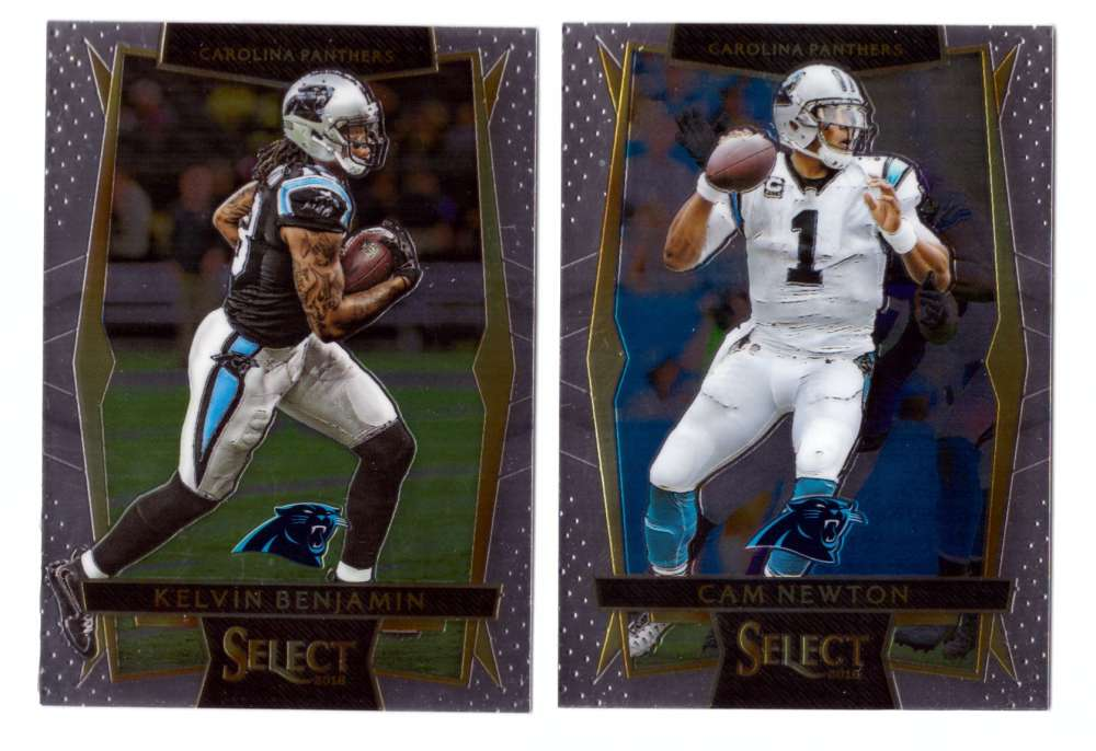 2016 Select Football (Base 1-100) - CAROLINA PANTHERS