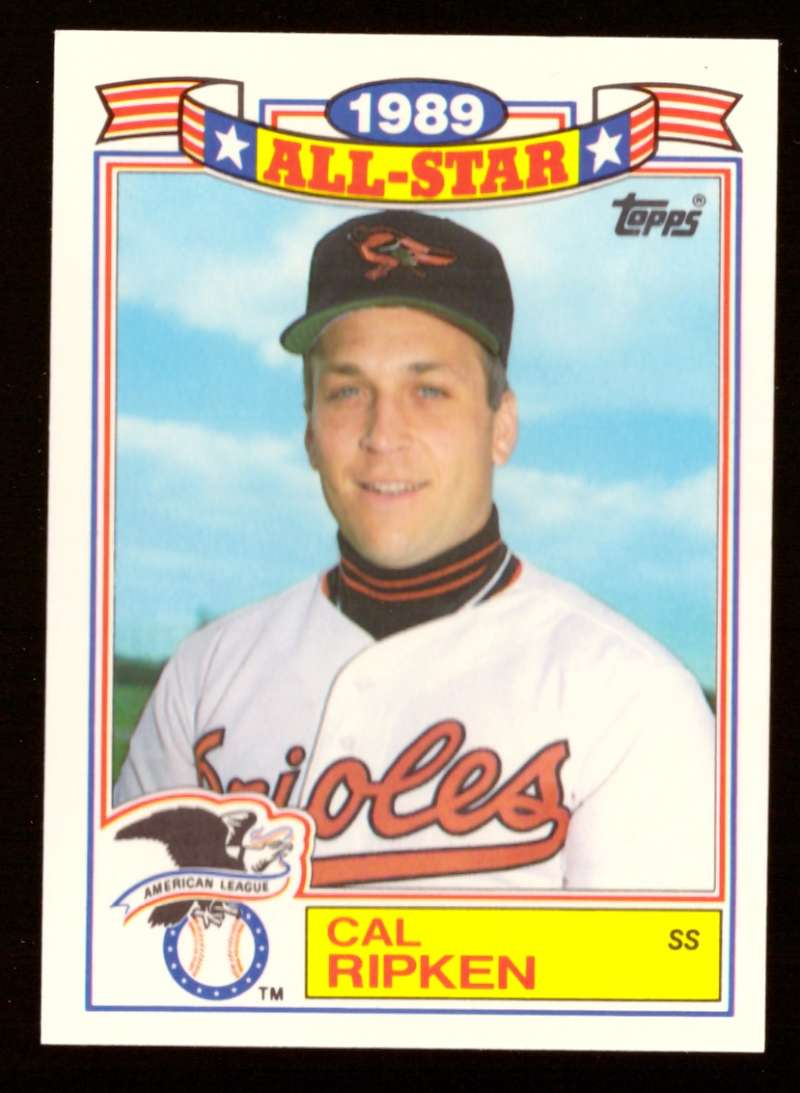 1990 Topps Glossy All-Stars - BALTIMORE ORIOLES