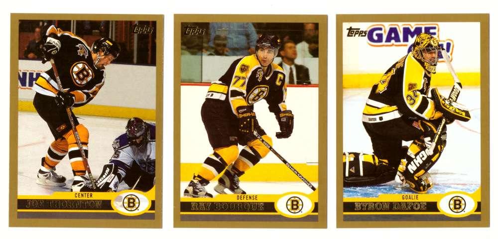 1999-00 Topps Hockey Team Set - Boston Bruins
