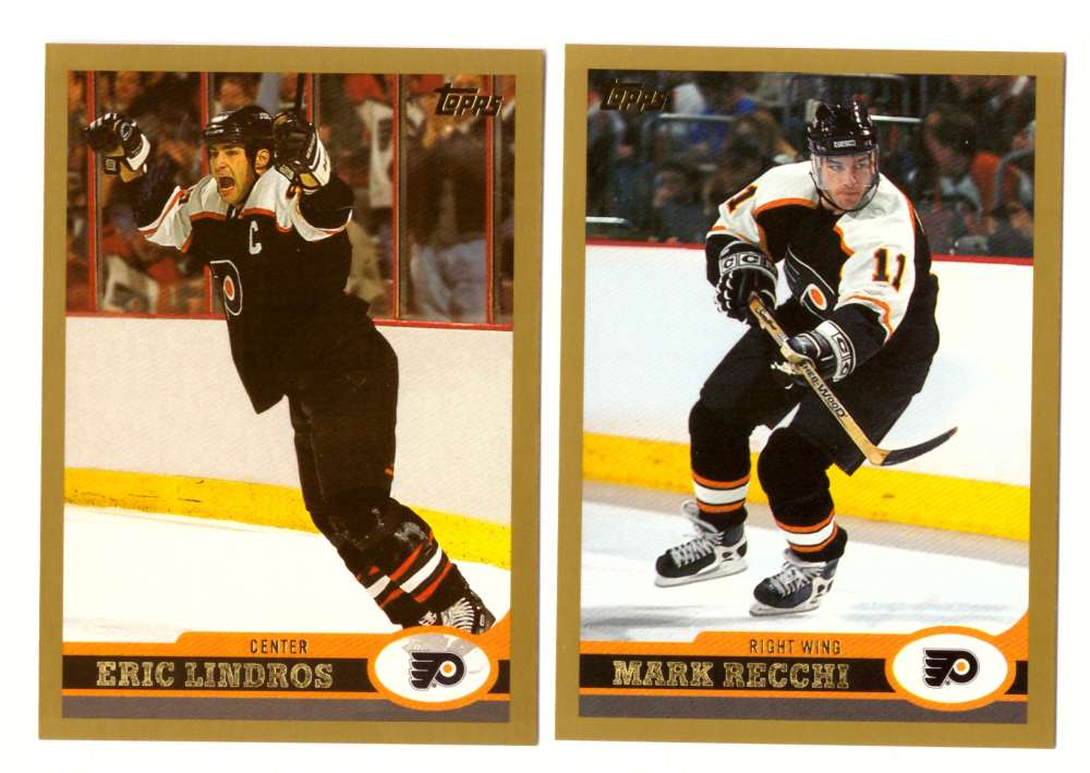 1999-00 Topps Hockey Team Set - Philadelphia Flyers