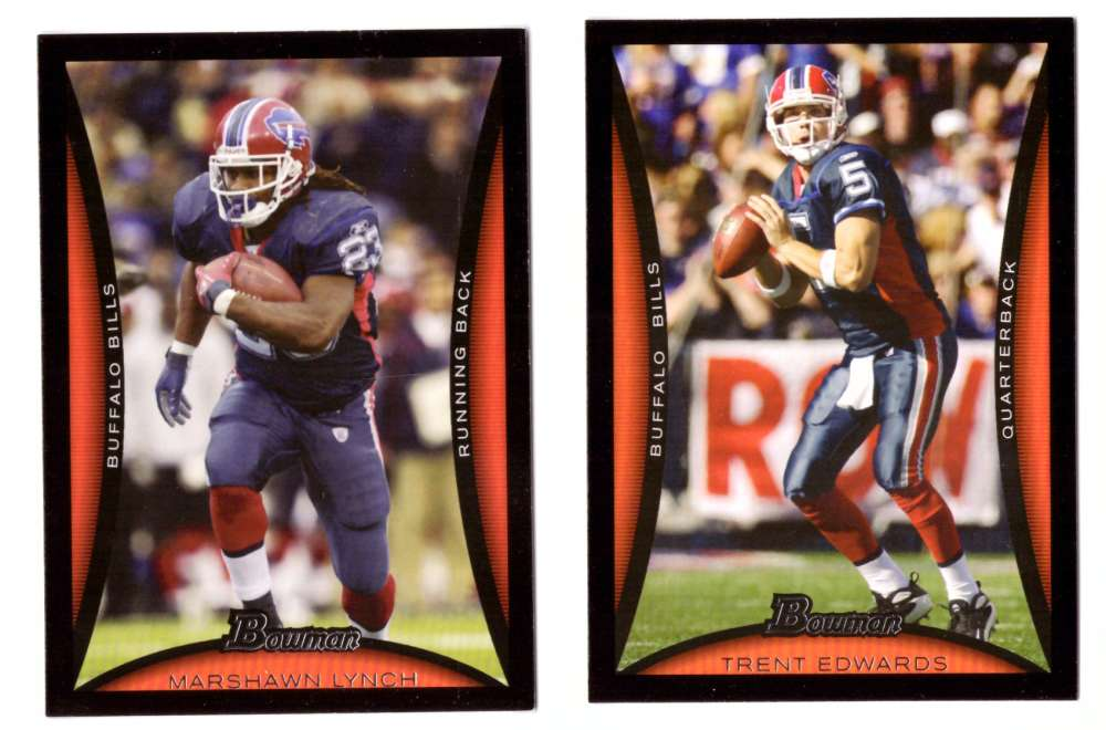2008 Bowman Football Team Set - BUFFALO BILLS