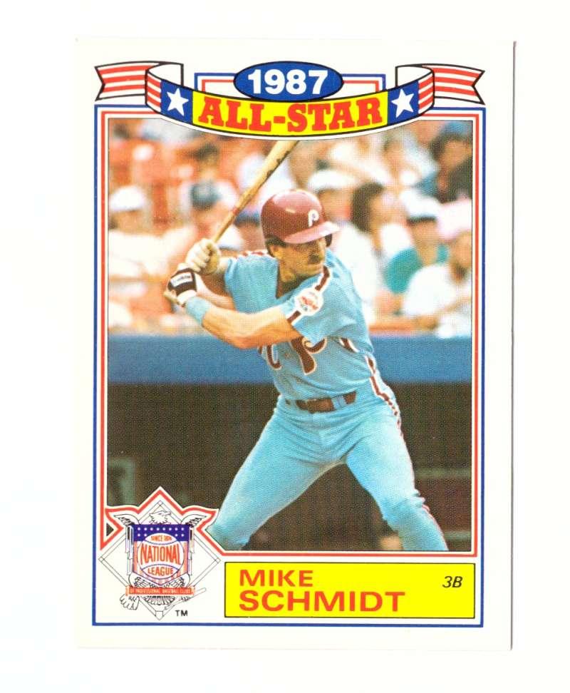 1988 Topps Glossy All-Stars - PHILADELPHIA PHILLIES Team Set
