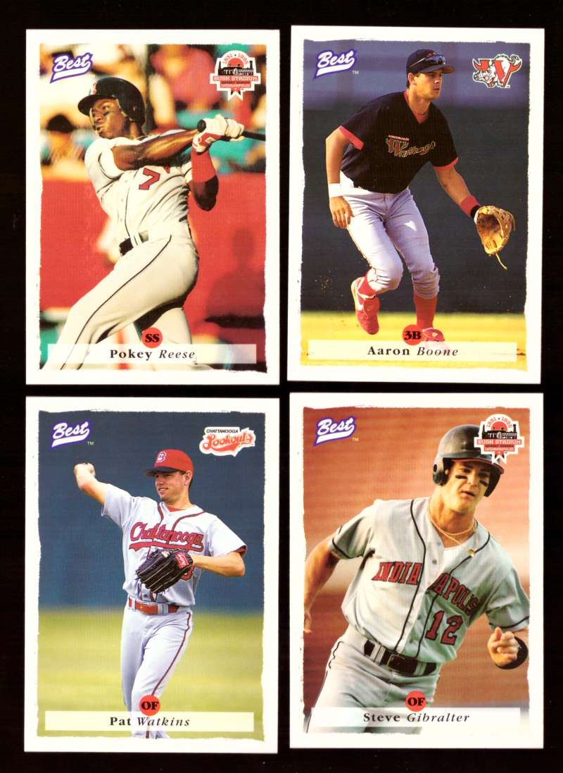 1995 Best Minors 1-100 - CINCINNATI REDS Team Set