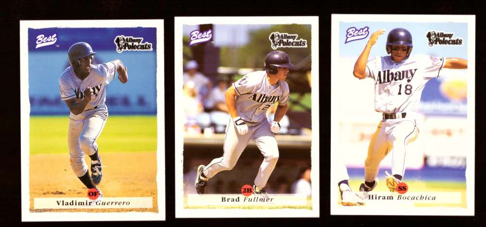1995 Best Minors 1-100 - MONTREAL EXPOS Team Set