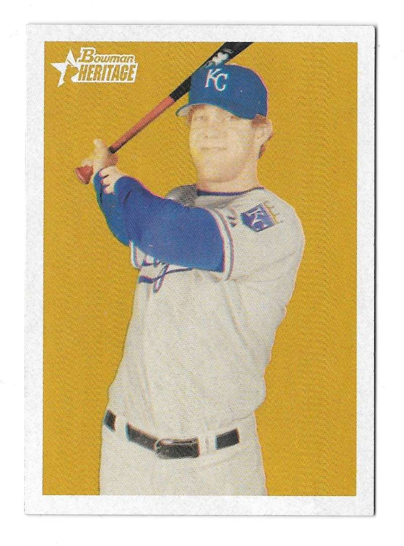 2006 Bowman Heritage Prospects - KANSAS CITY ROYALS
