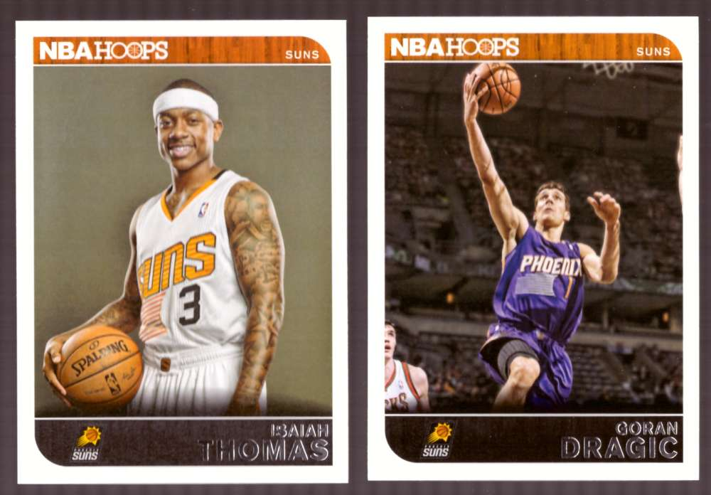 2014-15 NBA Hoops - Phoenix Suns 12 Card Team Set
