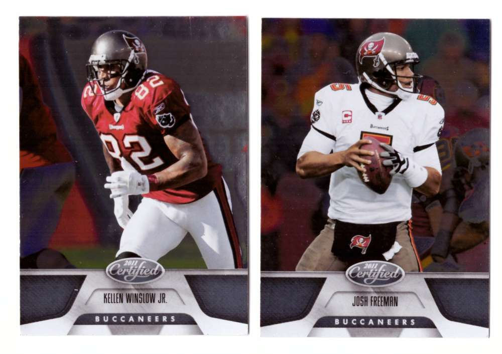 2011 Certified Base (1-150) Football - TAMPA BAY BUCCANEERS