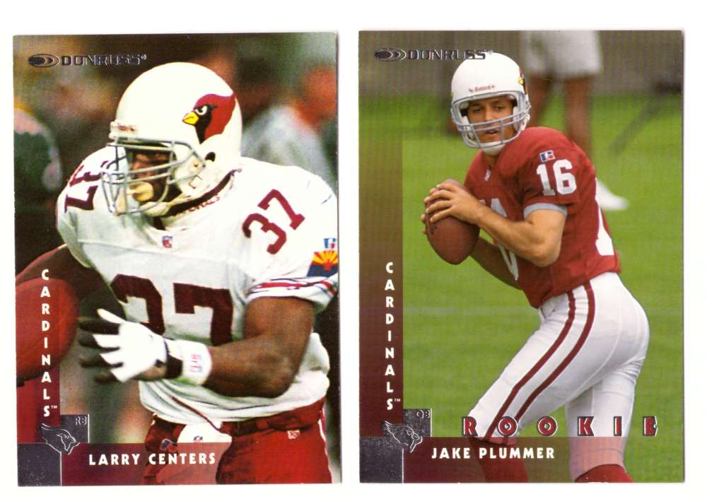 1997 Donruss Football Team Set - ARIZONA CARDINALS