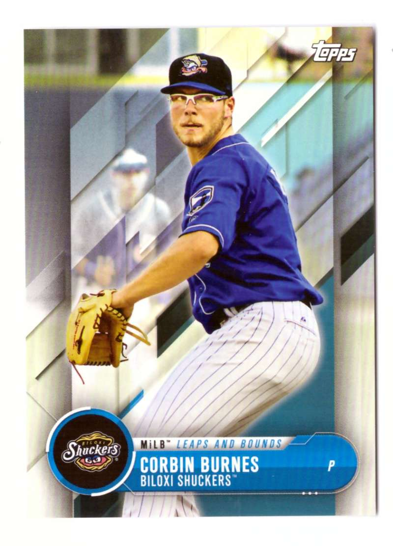 2018 Topps Pro Debut Leaps and Bounds - MILWAUKEE BREWERS