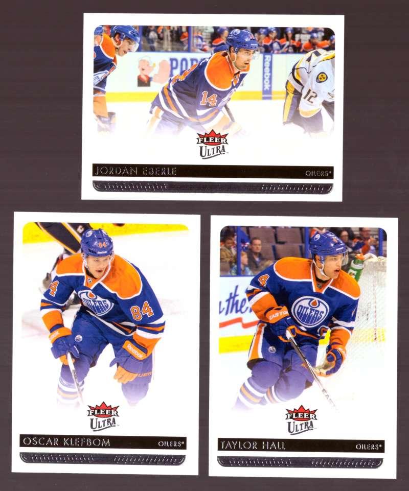 2014-15 Ultra (Base) Hockey Team Set - Edmonton Oilers