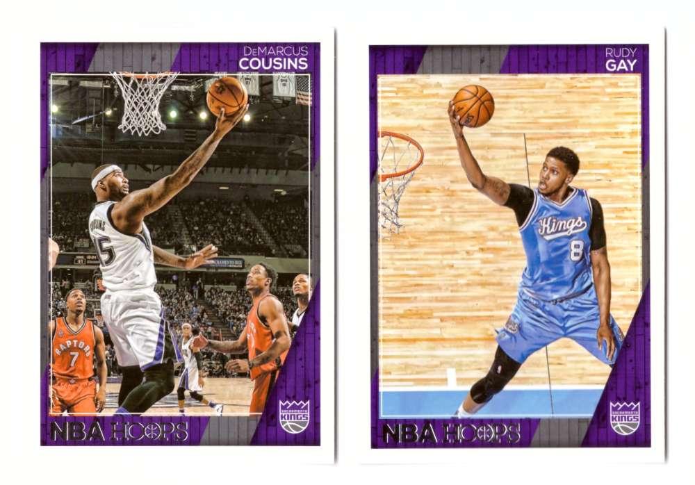 2016-17 Hoops Basketball Team Set - Sacramento Kings