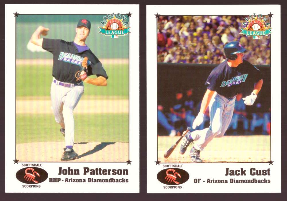 1999 Arizona Fall League - ARIZONA DIAMONDBACKS