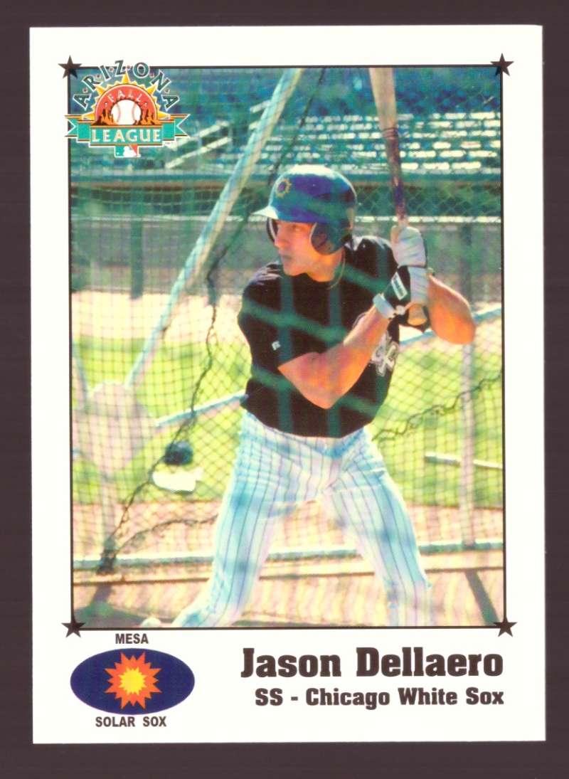 1999 Arizona Fall League - CHICAGO WHITE SOX