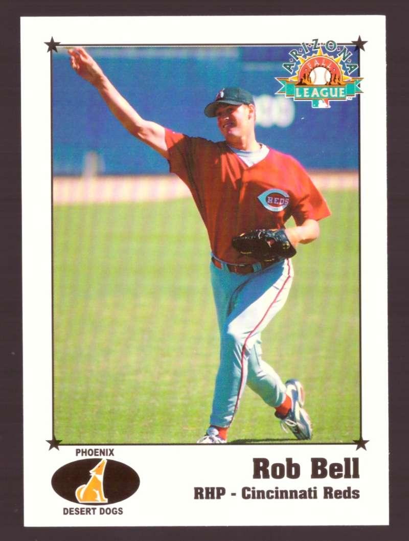 1999 Arizona Fall League - CINCINNATI REDS