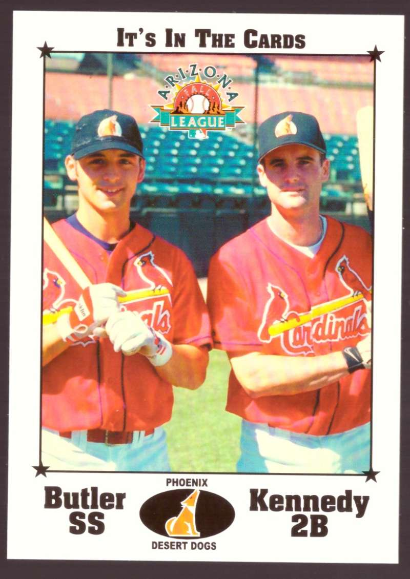 1999 Arizona Fall League - ST LOUIS CARDINALS