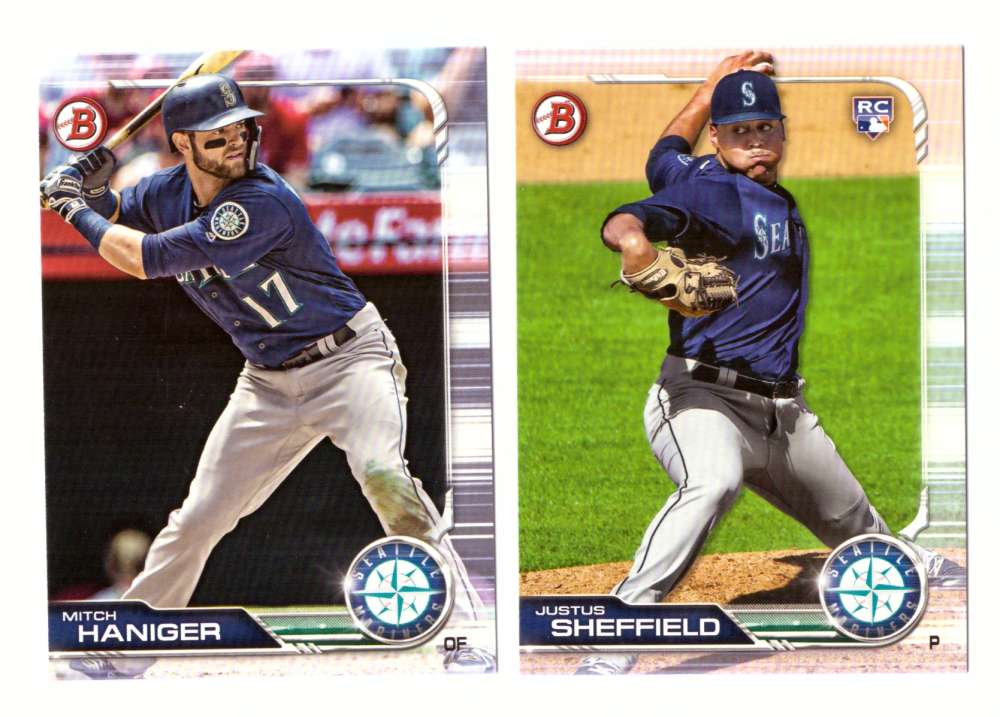 2019 Bowman - SEATTLE MARINERS