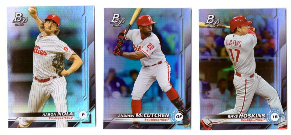 2019 Bowman Platinum - PHILADELPHIA PHILLIES