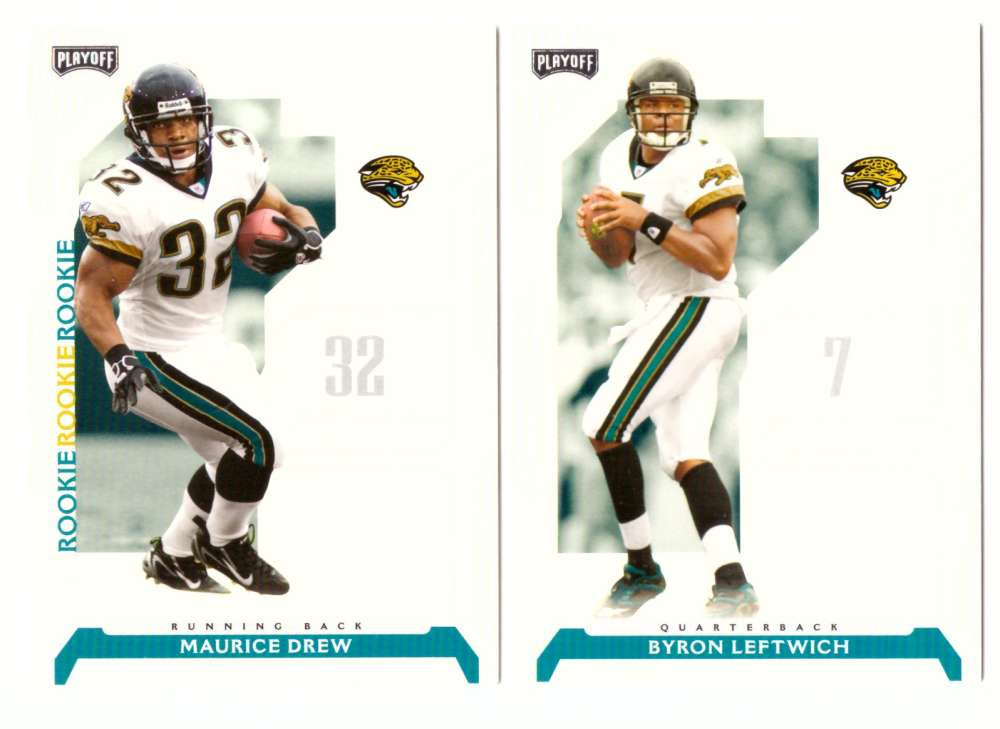 2006 Playoff NFL Playoffs - JACKSONVILLE JAGUARS