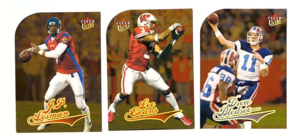 2004 Ultra Gold Medallion Football (1-232) Team Set - BUFFALO BILLS
