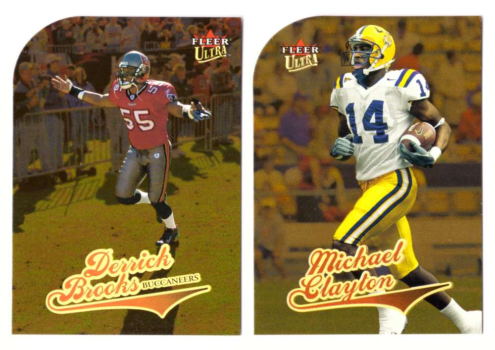 2004 Ultra Gold Medallion Football (1-232) Team Set - TAMPA BAY BUCCANEERS