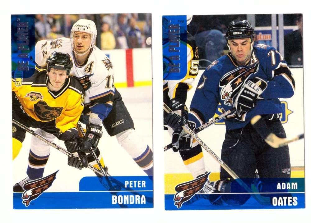 1999-00 BAP Memorabilia Hockey (1-400) Team Set - Washington Capitals