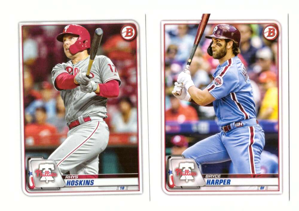 2020 Bowman - PHILADELPHIA PHILLIES