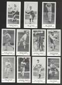 1916 M101-5 Sporting News (Blank Back) Reprints - CHICAGO WHITE SOX Team Set