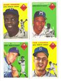 1954 TOPPS ARCHIVES - BROOKLYN DODGERS Team Set