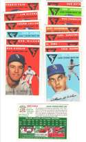1954 TOPPS ARCHIVES GOLD (1994) - CHICAGO WHITE SOX Team Set