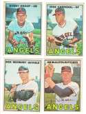 1967 O-Pee-Chee (OPC) - CALIFORNIA ANGELS Team Set