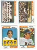 1974 O-Pee-Chee (OPC) - NEW YORK METS Team Set  w/ TOM SEAVER YOGI BERRA