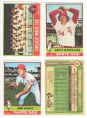 1976 O-Pee-Chee (OPC) - CHICAGO WHITE SOX Team Set