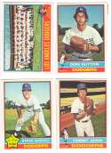 1976 O-Pee-Chee (OPC) - LOS ANGELES DODGERS Team Set