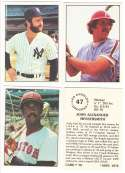 1976 SSPC - ATLANTA BRAVES Team Set