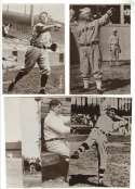 1978 Dover Baseball Greats Postcards - NEW YORK GIANTS Team Set