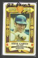 1982 Perma-Graphic Superstar - LOS ANGELES DODGERS Team Set