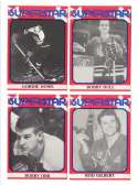 1982 SuperStar - Hockey cards