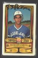 1983 Perma-Graphics SuperStars - TORONTO BLUE JAYS