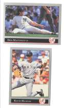1992 Leaf - NEW YORK YANKEES Team Set