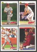1992 UPPER DECK - PHILADELPHIA PHILLIES Team Set