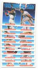 1993 Topps - All-Stars Subset (11 Cards)