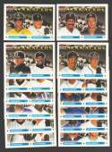 1993 Topps w/ MARLINS Inaugural Logo - Managers subset (14 cards)