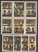 1993 Topps w/ MARLINS Inaugural Logo Top Prospects (10 cards) w/ Piazza Chipper