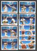 1993 Topps w/ Rockies Inaugural Logo - All-Stars Subset (11 Cards)