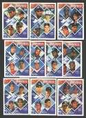 1994 Topps - Prospects (10 cards subset) w/ Derek Jeter