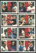 1995 TOPPS - All Stars 11 card subset