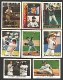 1995 TOPPS - NEW YORK YANKEES Team Set