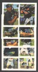 1997 TOPPS - TAMPA BAY DEVIL RAYS Team Set