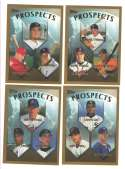 1999 Topps - Prospects 21 cards subset