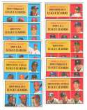 2010 Topps Heritage - LEAGUE LEADERS 10 card Subset
